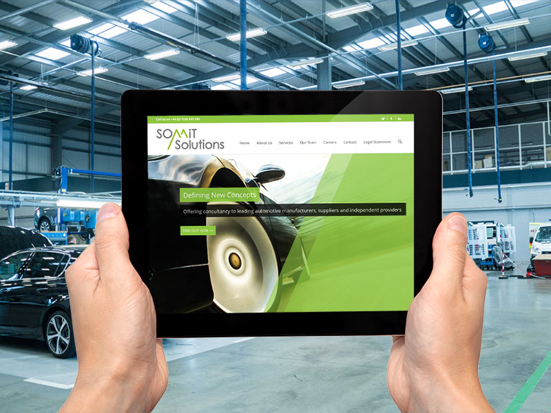 new, website, somit, solutions, automotive